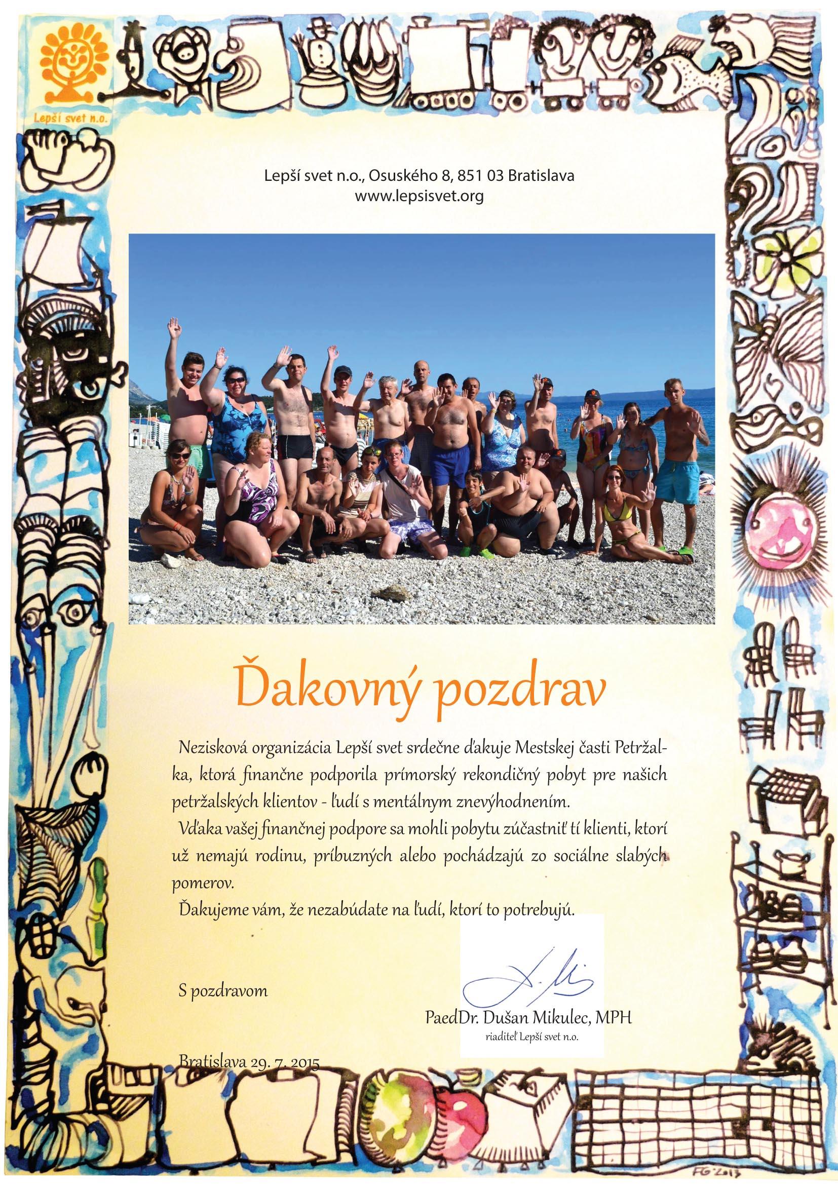 dakovny_pozdrav_Petrzalka