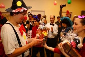 Maškarný ples Lepšieho sveta 2016