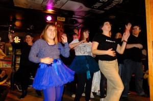 Tanečná skupina NAJ LS